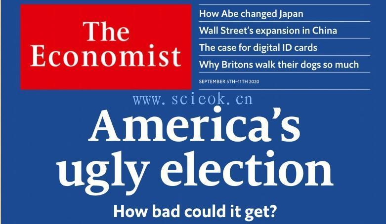 The Economist|《经济学人》杂志电子版英文版(2020.09.05)