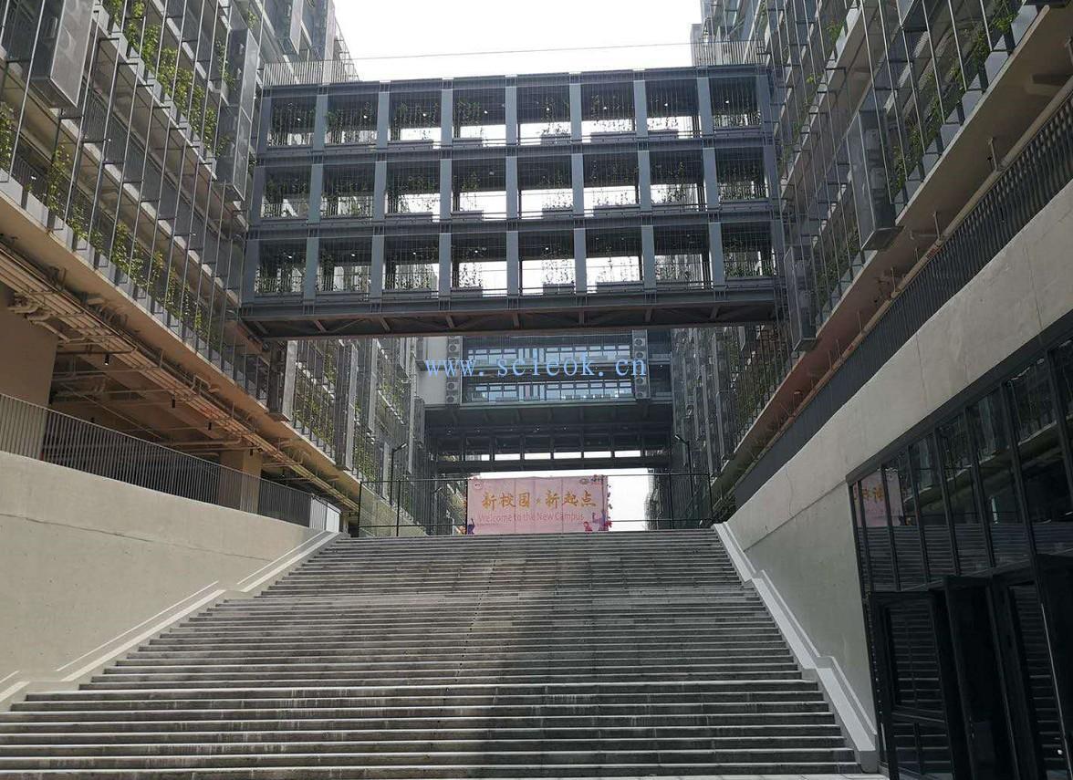 深国交新校园主要设施 New Campus facility and operation(完结篇)