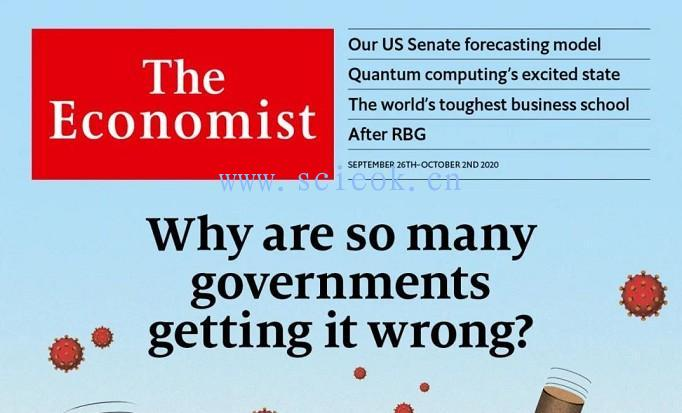 The Economist|《经济学人》杂志电子版英文版(2020.09.26)