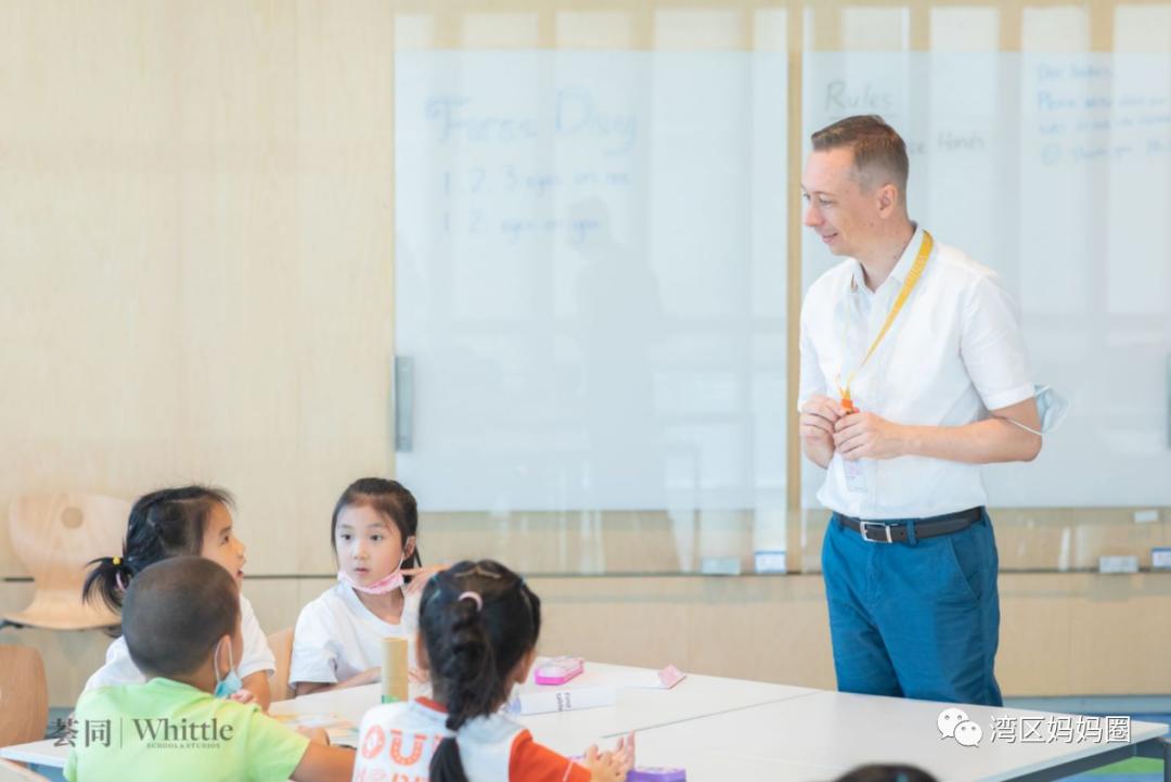 深圳237.4万师生开学了!比较一下国际学校的开学典礼  深圳国际交流学院 第15张