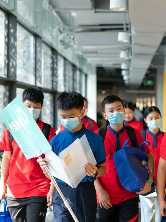 深圳237.4万师生开学了!比较一下国际学校的开学典礼  深圳国际交流学院 第39张