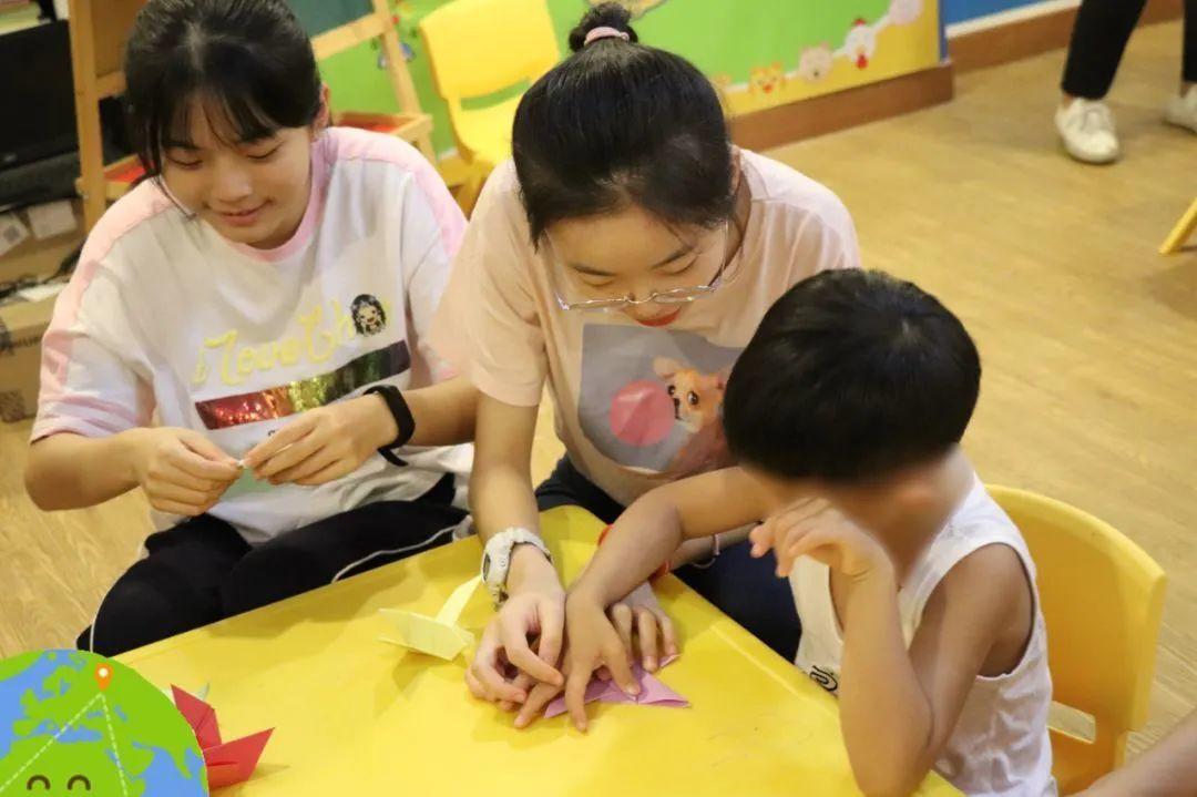 深国交公益社游子招新 你所需要的只是一颗愿意去拥抱善意的心  深国交 深圳国际交流学院 第6张