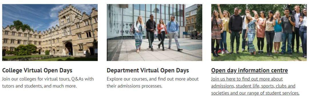 倒数计时,G5大学线上Open Day快要开始啦!  牛津大学 剑桥大学 英国留学 第2张
