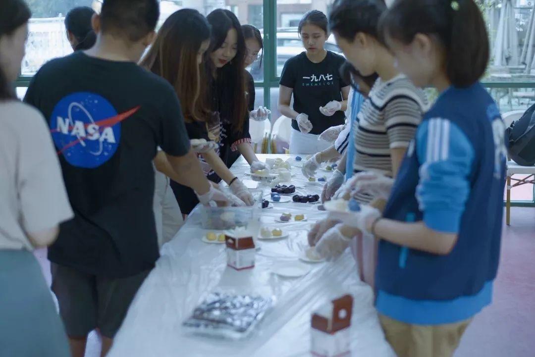 【游子招新】游子社拍了拍你,并邀请你一起改变世界  深圳国际交流学院 第9张