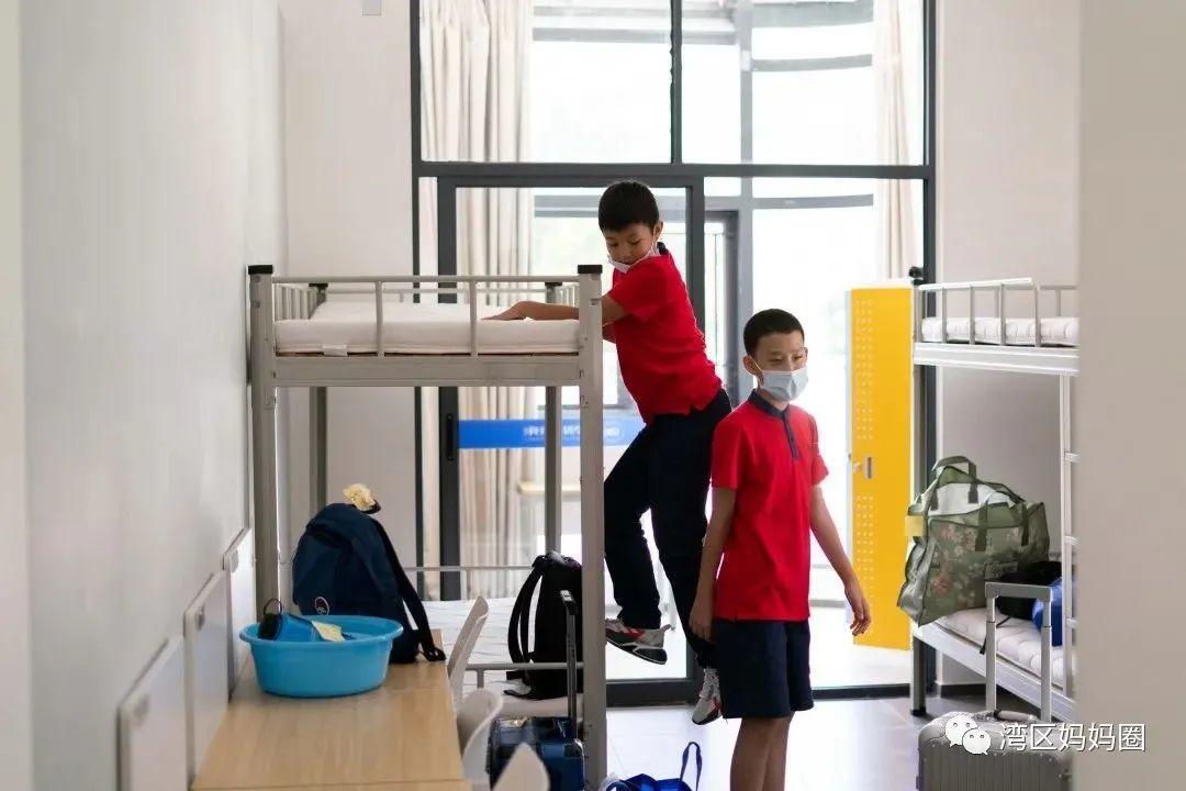 深圳237.4万师生开学了!比较一下国际学校的开学典礼  深圳国际交流学院 第40张