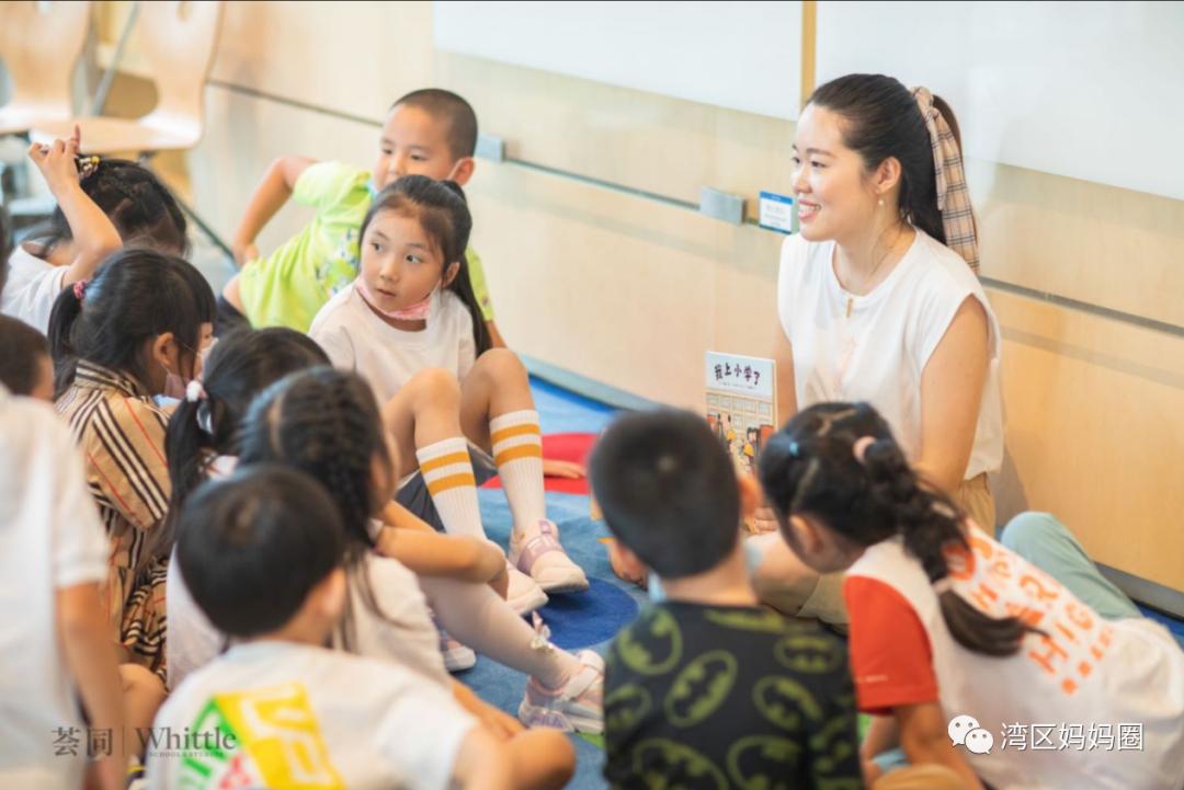 深圳237.4万师生开学了!比较一下国际学校的开学典礼  深圳国际交流学院 第14张