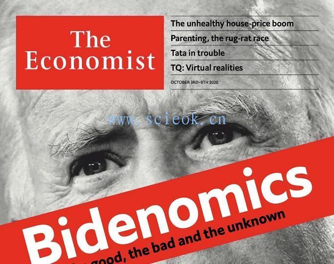 The Economist|《经济学人》杂志电子版英文版(2020.10.03)