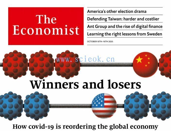 《经济学人》杂志|The Economist电子版英文版(2020.10.10)
