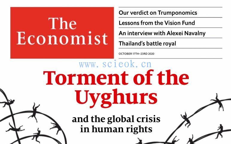 《经济学人》杂志|The Economist电子版英文版(2020.10.17)  英文原版杂志 The Economist 经济学人电子版 第1张