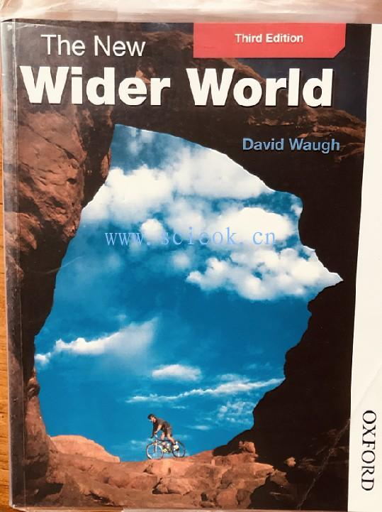 The New Wider World 3rd Edition David Waugh  --  Oxford
