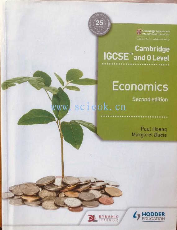 Cambridge IGCSE and O Level Economics 2nd edition -- Paul Hoang