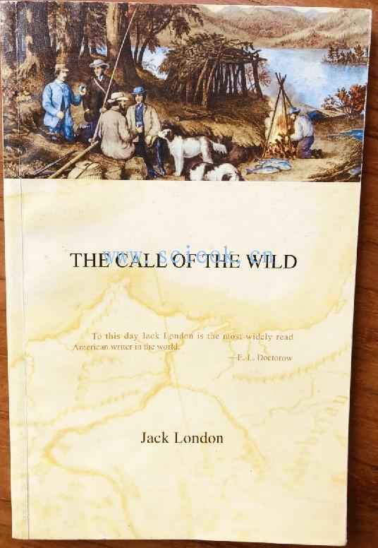 The Call of the Wild -- Jack London 杰克·伦敦《野性的呼唤》