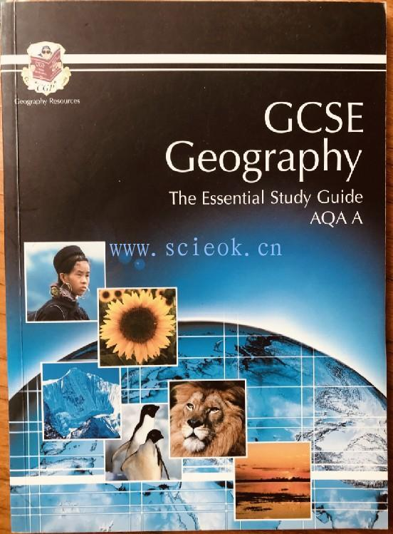 GCSE Geography Resources AQA A Study Guide: Essential Study Guide
