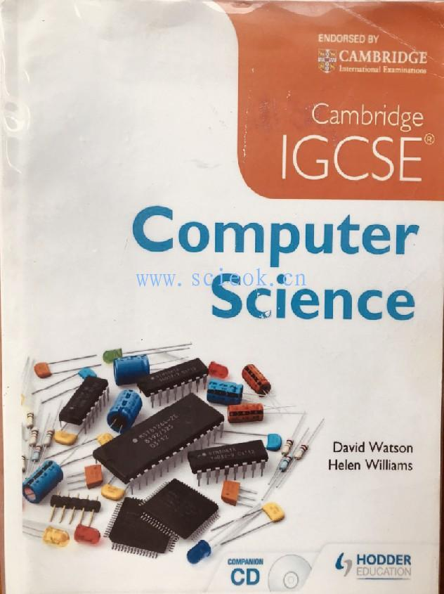 Cambridge IGCSE Computer Science -- David Watson