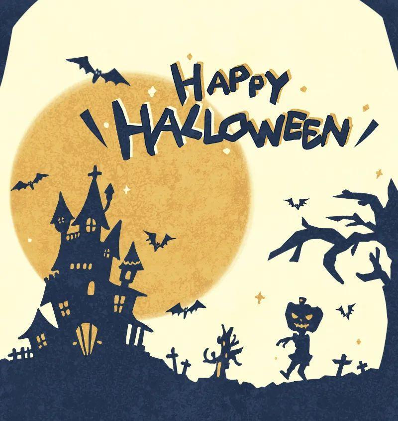 深国交最新一期的Halloween就要来了|2020万圣节先导篇  深国交 深圳国际交流学院 第1张