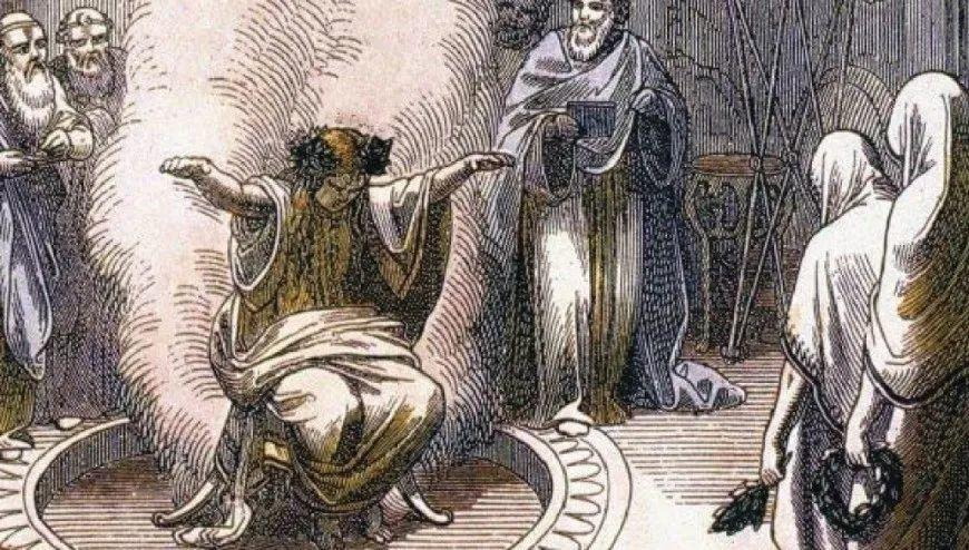 前智者派中人类早期神秘主义溯源  哲学 第1张