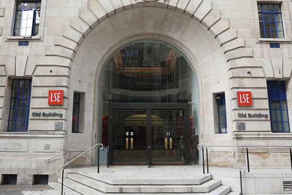 2019学年LSE(伦敦政治经济学院)录取了多少中国学生? 数据 英国大学 第1张