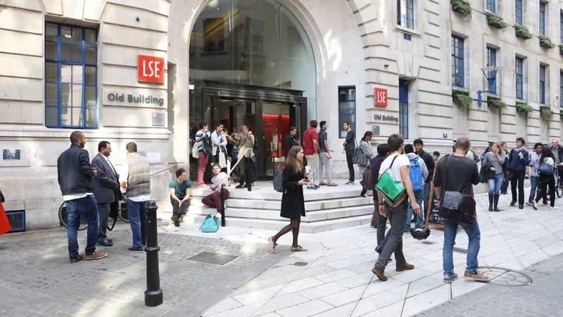 2019学年LSE(伦敦政治经济学院)录取了多少中国学生? 数据 英国大学 第2张