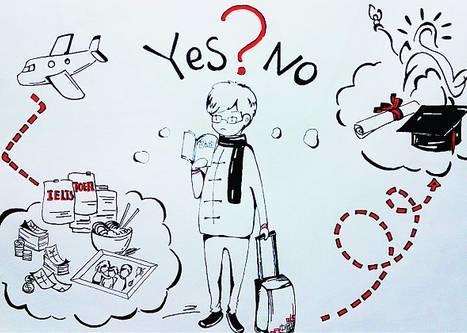父母为什么要送你出国 -- 留学的意义:活的更像个中国人!