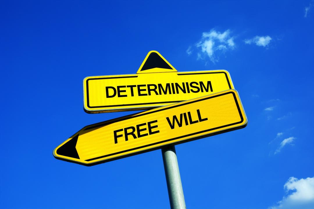 道德责任与决定论  -- 直觉认为可自由进行选择和行动,是真的吗 哲学 第1张