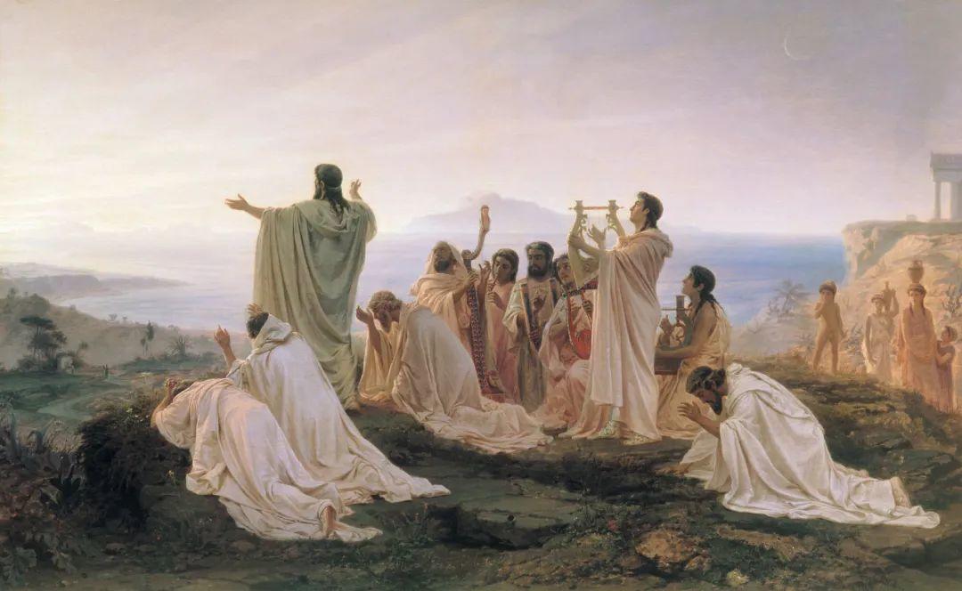前智者派中人类早期神秘主义溯源  哲学 第13张