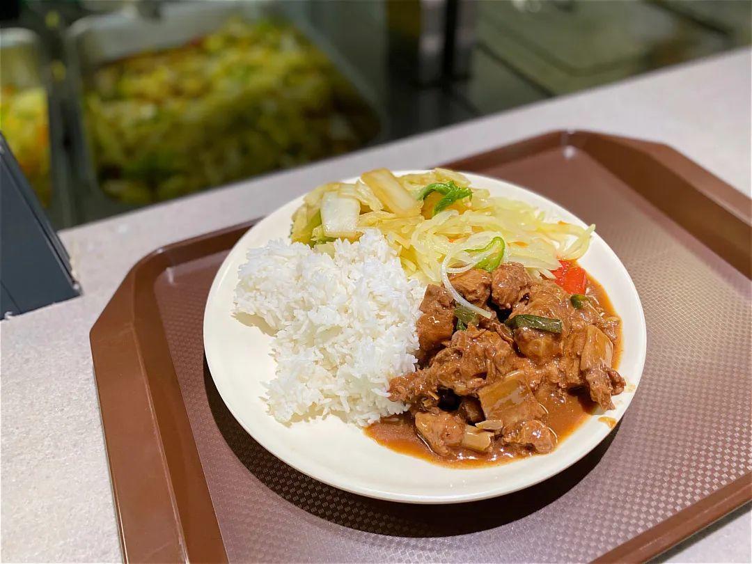 深国交有学妹反馈因食堂饭太好吃 一直在食堂吃体重增加了不少OMD
