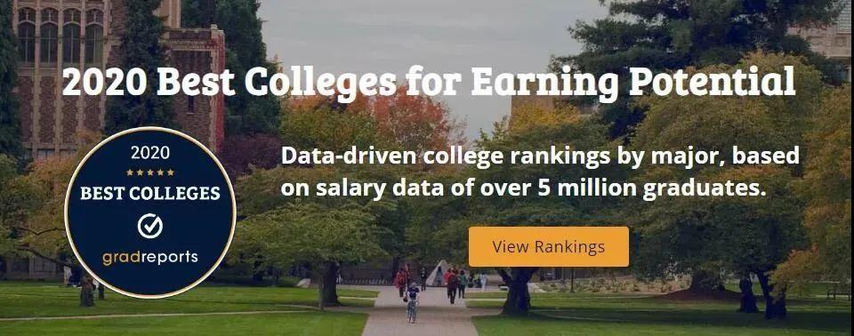 """留学生进行美本专业申请时 先看看哪些专业最具""""薪资潜力"""""""