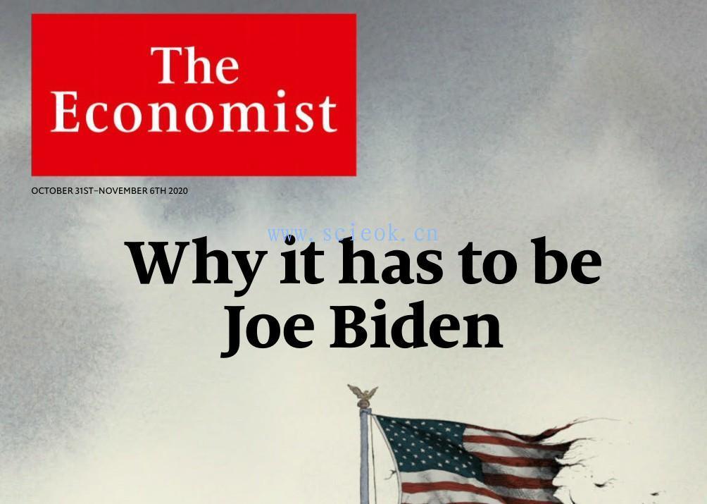《经济学人》杂志|The Economist电子版英文版(2020.10.31)