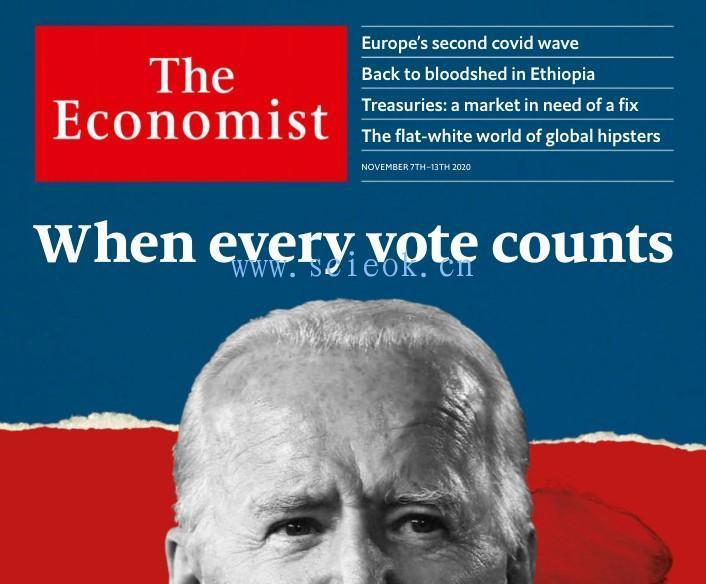 《经济学人》杂志|The Economist电子版英文版(2020.11.07)