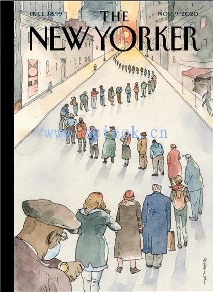 《纽约客》杂志|The New Yorker 电子杂志英文版(2020.11.09)