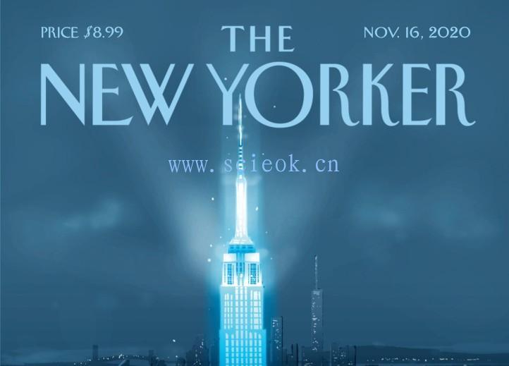 《纽约客》杂志|The New Yorker 电子杂志英文版(2020.11.16)  The Yorker(纽约客) 英文原版杂志 第1张