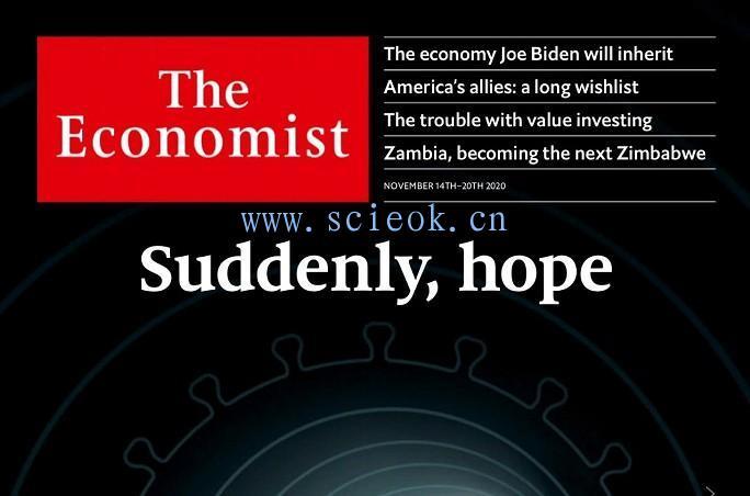 《经济学人》杂志|The Economist电子版英文版(2020.11.14)