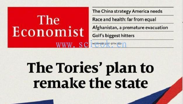 《经济学人》杂志|The Economist电子版英文版(2020.11.21)