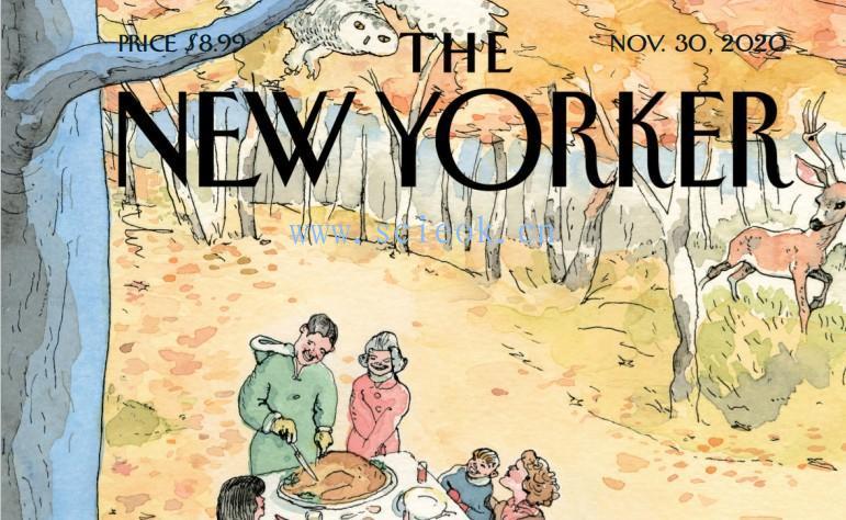 《纽约客》杂志|The New Yorker 电子杂志英文版(2020.11.30)