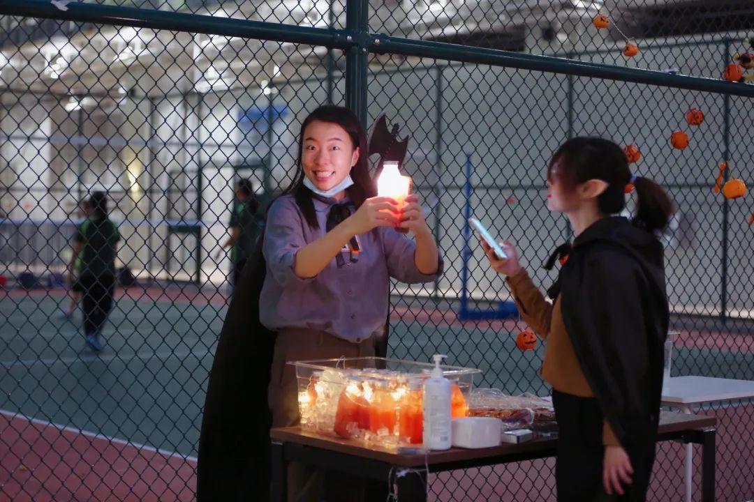 全人类的万圣夜,全世界的万种惊,深国交的万般喜  深国交 学在国交 深圳国际交流学院 第8张