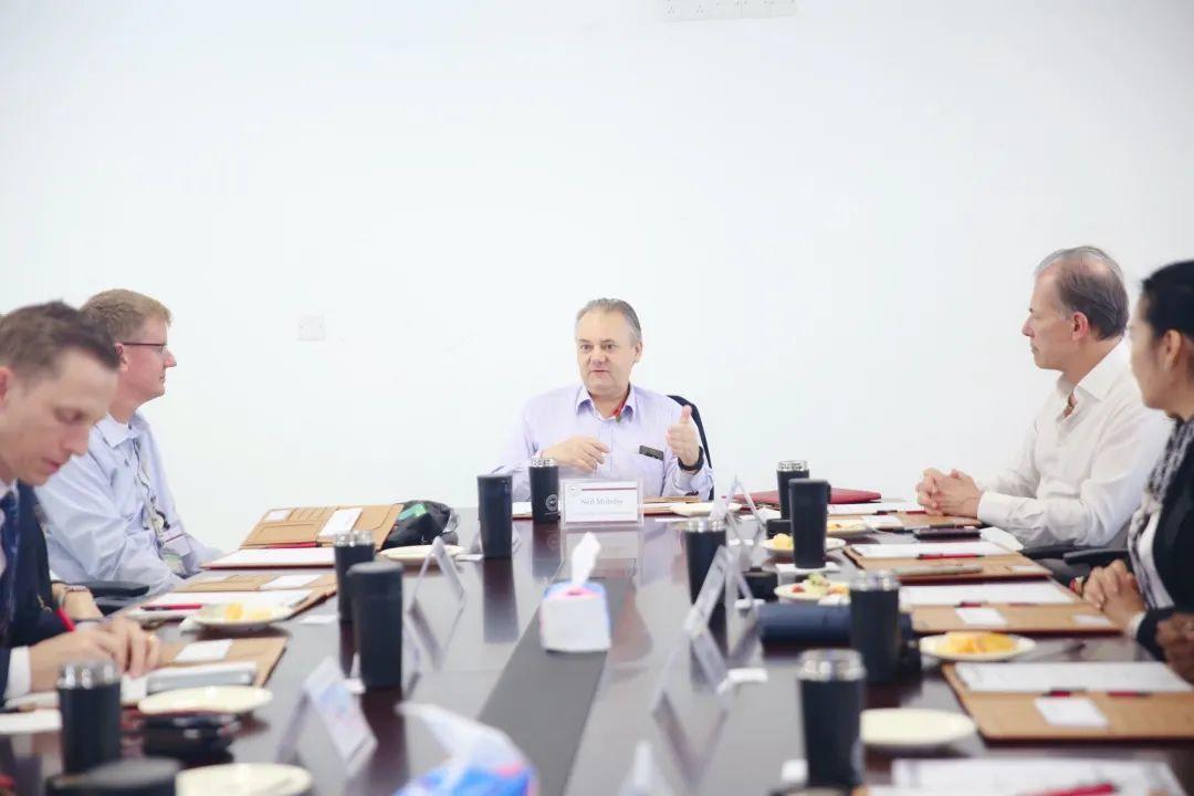 深圳国际学校校长会议 | 安托山畔 12位国际学校校长齐聚深国交