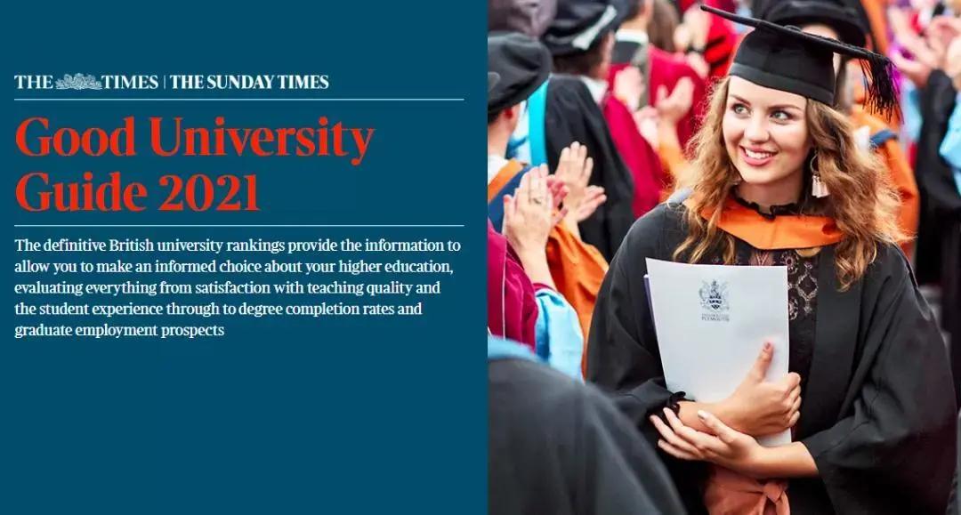 英国大学排名各有侧重,究竟应该该看哪一个?