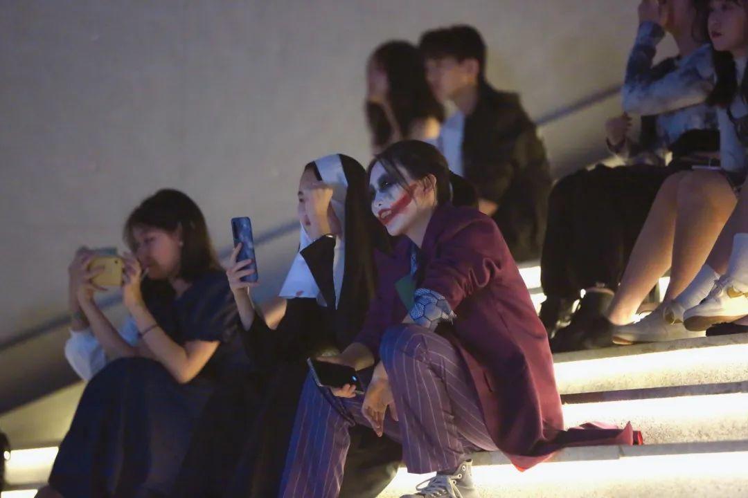 全人类的万圣夜,全世界的万种惊,深国交的万般喜  深国交 学在国交 深圳国际交流学院 第9张