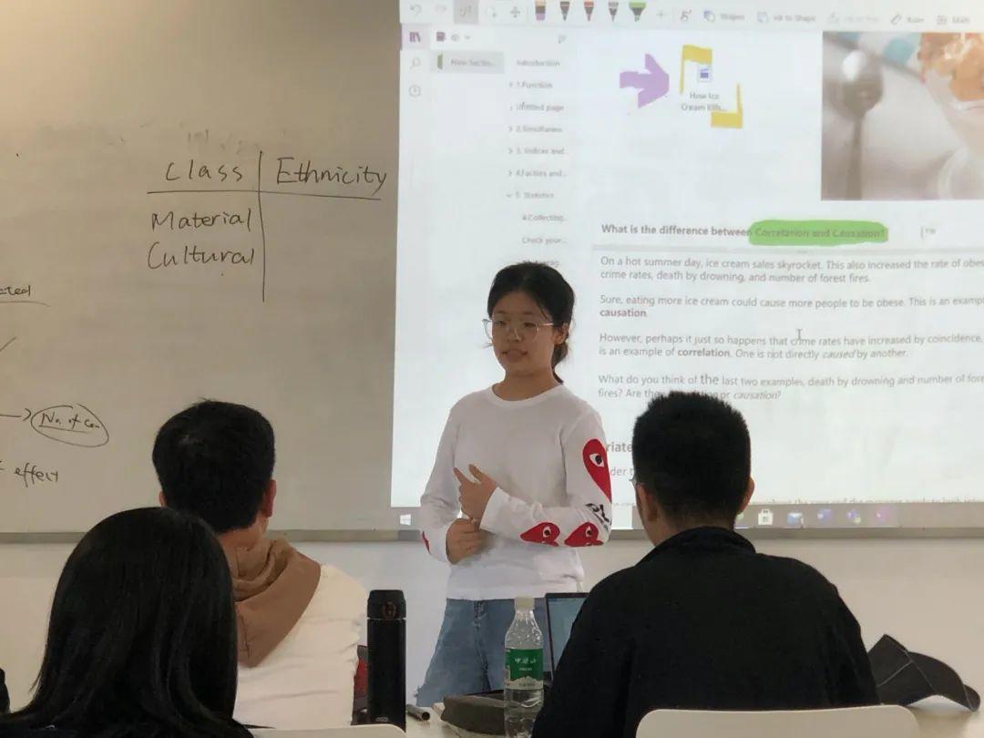 深国交的体验课程| 数学还可以这么玩儿  深国交 深圳国际交流学院 学在国交 第5张