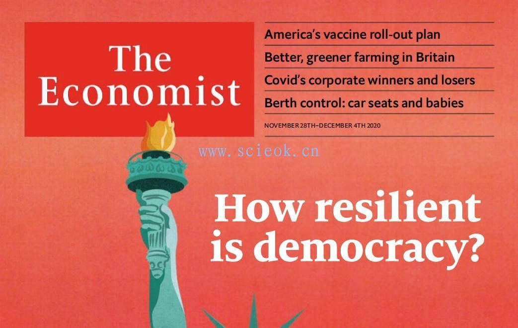 《经济学人》杂志|The Economist电子版英文版(2020.11.28)