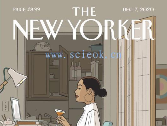 《纽约客》杂志|The New Yorker 电子杂志英文版(2020.12.07)