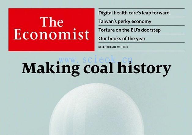 《经济学人》杂志|The Economist电子版英文版(2020.12.05)