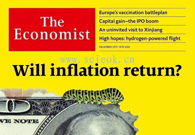 《经济学人》杂志|The Economist电子版英文版(2020.12.12)  英文原版杂志 The Economist 经济学人电子版 第1张