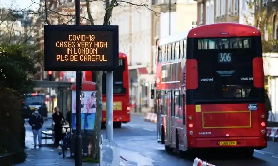 过去的24个小时英国至少上了10个热搜!4个有关伦敦- -英国还安全吗?