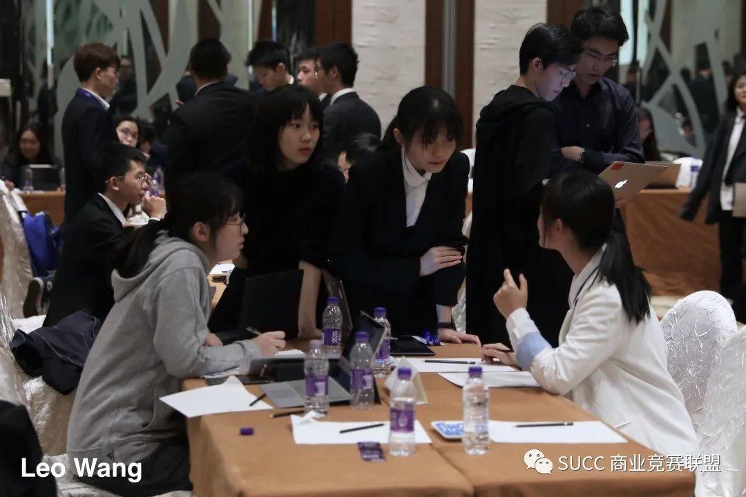 深国交商务实践社 SUCC |预选赛 第一轮&第二轮录取结果公布!  第2张