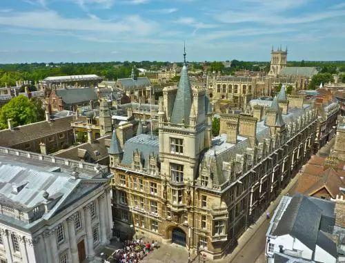 对比:剑桥大学31个学院在学术费用位置等优缺点分析(11~20)