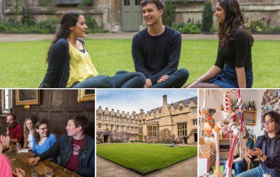对比:牛津大学35所学院优缺点分析(住宿餐食费用位置等)  8~15