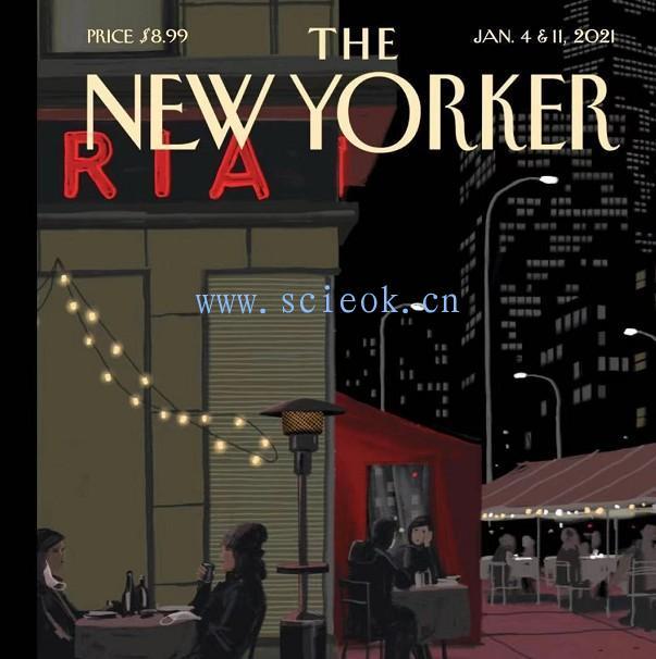 《纽约客》杂志|The New Yorker 电子杂志英文版(2021.01.04)