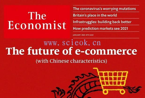 《经济学人》杂志|The Economist电子版英文版(2021.01.02)