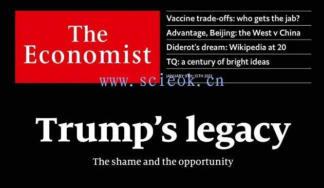 《经济学人》杂志|The Economist电子版英文版(2021.01.09)  英文原版杂志 The Economist 经济学人电子版 第1张